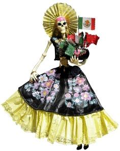 """Villaneuva's """"Catrina Tijuana"""""""