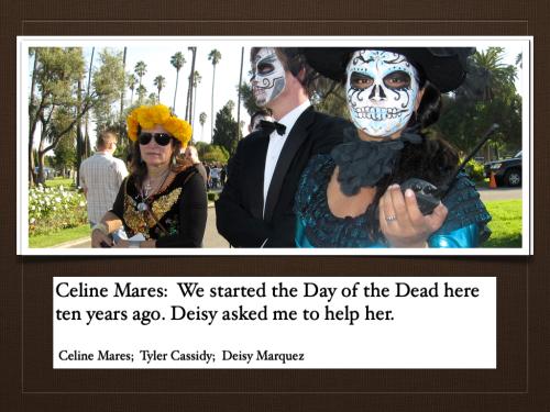 Celine Mares, Tyler Cassidy, Daisy Martinez