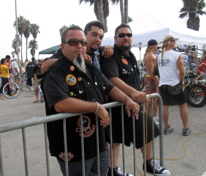 chopaderos international bicycle club - california dreamin' tour