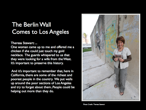 5b. The Berlin Wall Comes to L.A.