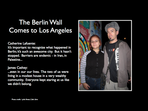 16. The Berlin Wall Comes to L.A.
